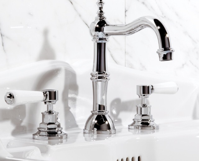 Brodware taps - Queenslander renovation
